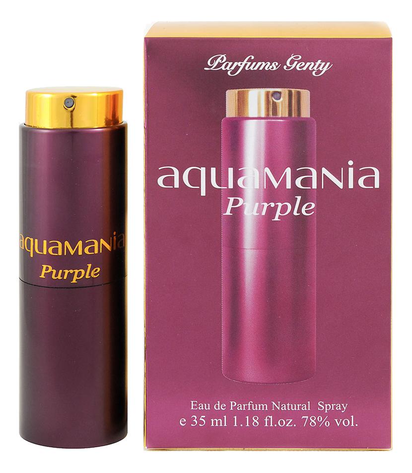 Фото - Aquamania Purple: парфюмерная вода 35мл jungle tiger парфюмерная вода 35мл