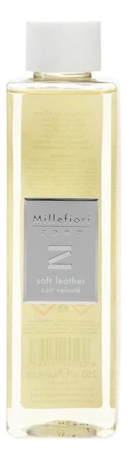 Ароматический диффузор Мягкая кожа Zona Soft Leather: Диффузор 250мл (запаска)