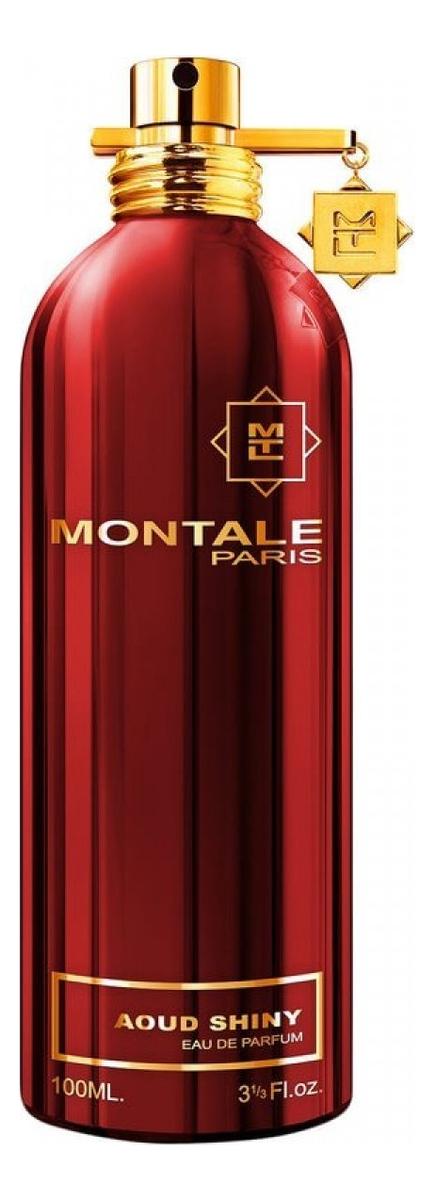 Купить Montale Aoud Shiny: парфюмерная вода 100мл