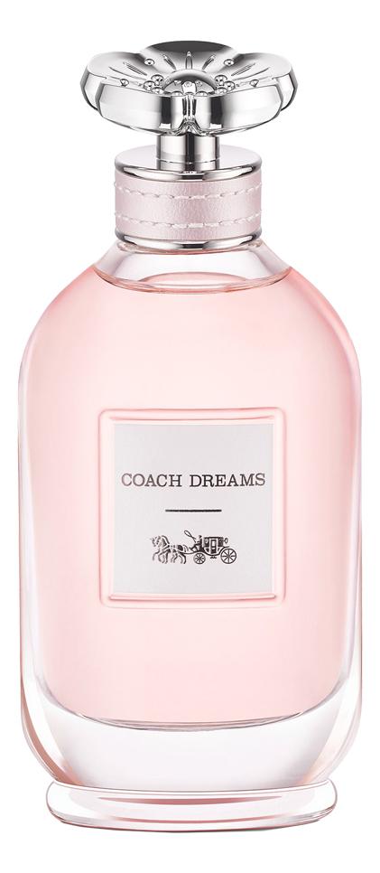 Coach Dreams: парфюмерная вода 60мл coach pубашка