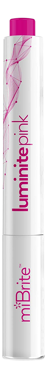 Карандаш для отбеливания зубов luminite Pink ON-THE-GO Teeth Whitening Pen 3,2мл