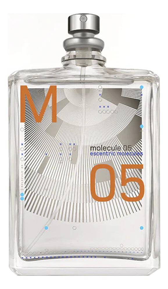Escentric Molecules Molecule 01: туалетная вода 30мл (металличеcкий футляр)