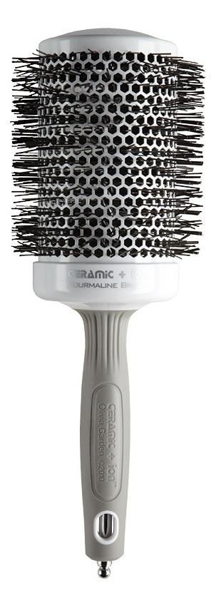 Купить Термобрашинг для укладки волос Ceramic + ion 65мм, Olivia Garden