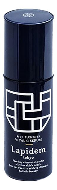 Восстанавливающая сыворотка для лица с витамином Five Elements Vital C Serum 50мл five elements косметика официальный сайт