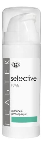 Гель для лица Интенсив-регенерация Selective: Гель 30г гельтек гель selective для кожи вокруг глаз 30г