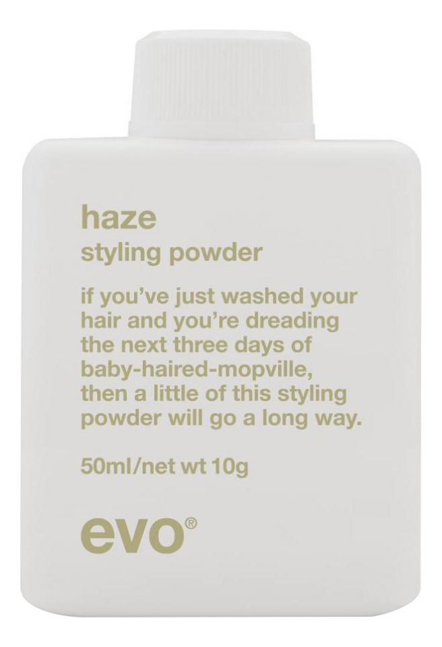 Пудра для текстуры и объема волос Haze Styling Powder: Пудра 10г недорого