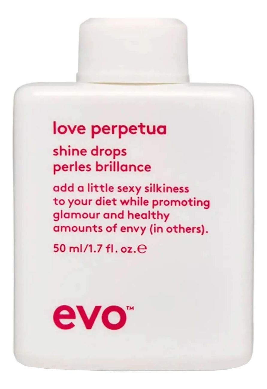 Капли для придания блеска волосам Love Perpetua Shine Drops 50мл
