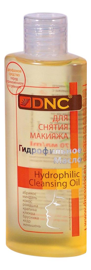 Купить Гидрофильное масло для снятия макияжа 170мл, DNC