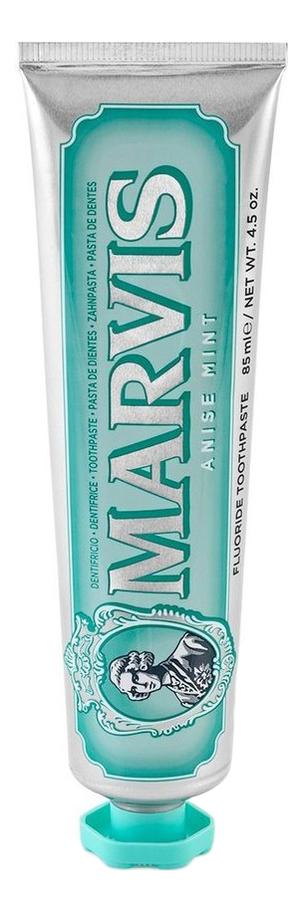 Купить Зубная паста Мята и Анис Anise Mint: Зубная паста 85мл, MARVIS