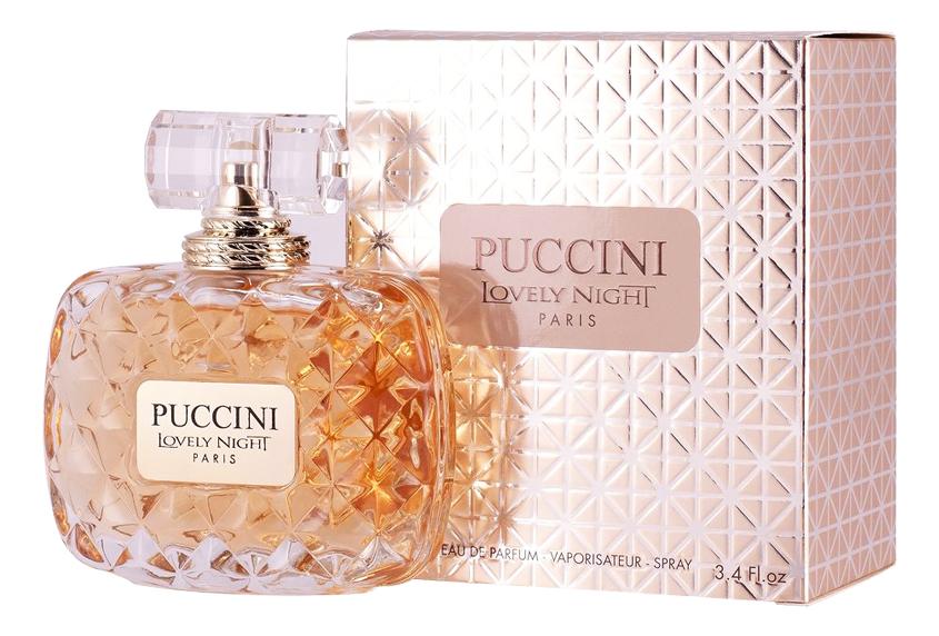 цена Puccini Lovely Night: парфюмерная вода 100мл онлайн в 2017 году