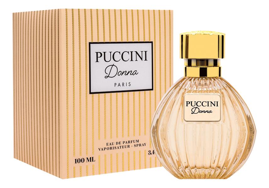 цена Puccini Donna: парфюмерная вода 100мл онлайн в 2017 году