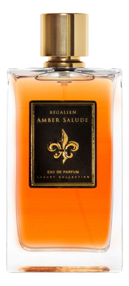 Фото - Amber Salude: парфюмерная вода 100мл amber wood парфюмерная вода 100мл