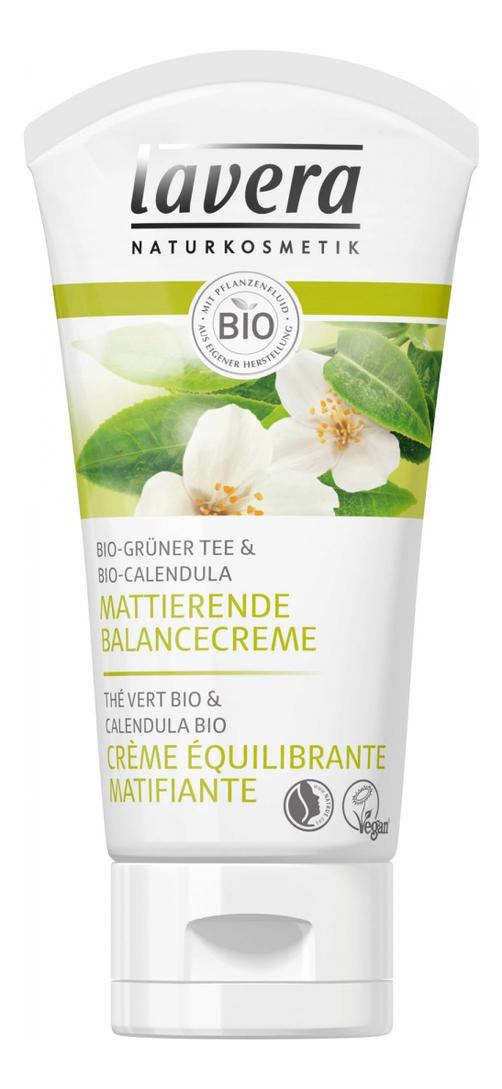 Матирующий балансирующий крем с зеленым чаем Mattifyng Balancing Cream 50мл