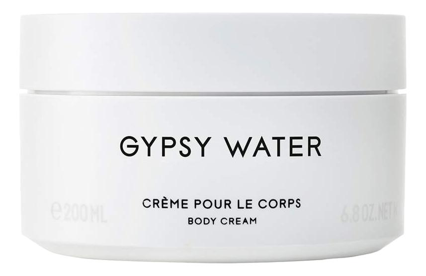 Купить Gypsy Water: крем для тела 200мл, Byredo