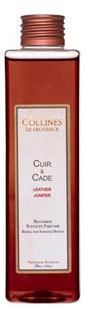 Купить Наполнитель для диффузора Accords Parfumes 200мл: Leather-Juniper, Collines de Provence