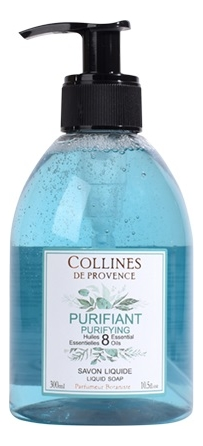 Жидкое мыло Purifying Liquid Soap 300мл (очищающий аромат) недорого