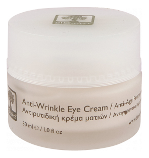 Крем от первых морщин для кожи вокруг глаз Organic Anti-Wrinkle Eye Cream 30мл недорого
