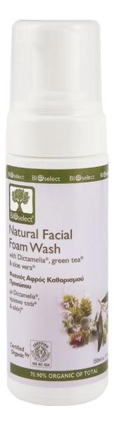 Очищающая пенка для лица Organic Natural Facial Foam Wash 150мл