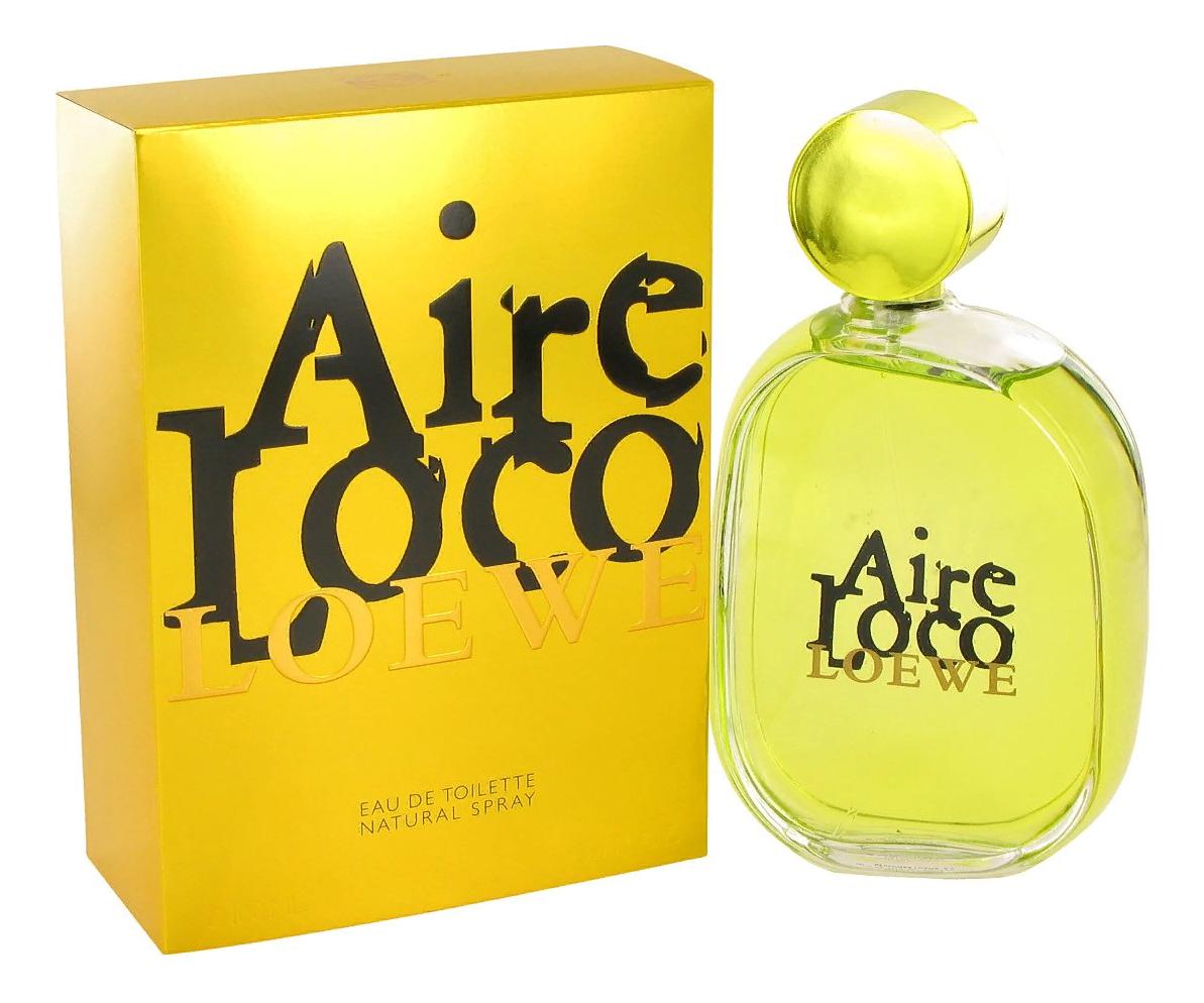 Фото - Loewe Aire Loco: туалетная вода 100мл loewe loco