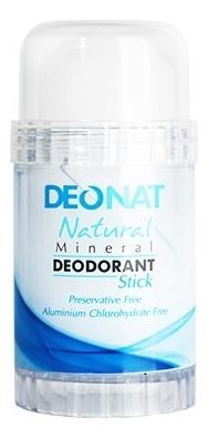 Дезодорант-кристалл Natural Mineral Deodorant Stick: Дезодорант 80г дезодорант кристалл laquale купить в москве