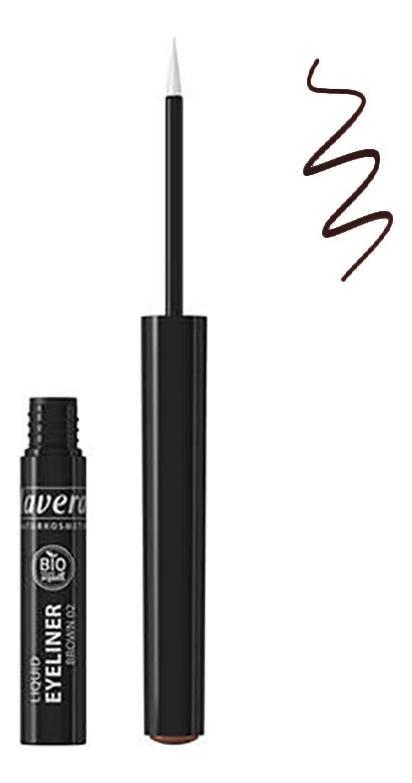 Фото - Подводка для глаз Liquid Eyeliner 2,8мл: Коричневая подводка маркер для глаз masterpiece high precision liquid eyeliner 1мл 20 azure