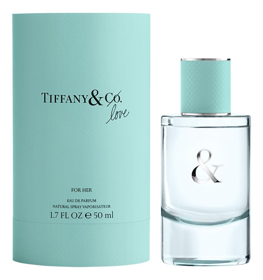 Купить & Co Love For Her: парфюмерная вода 50мл, & Co Love For Her, Tiffany