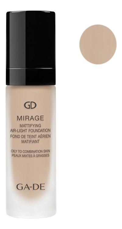 Купить Легкая матирующая тональная основа Mirage Mattifying Air-Light Foundation 30мл: 126 Bare Ivory, GA-DE