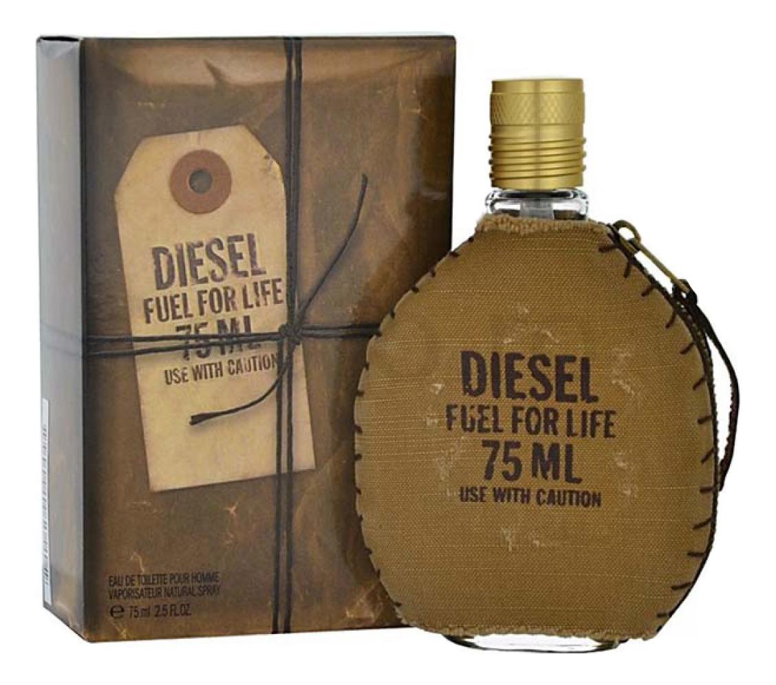 Купить Fuel For Life Men: туалетная вода 75мл, Diesel