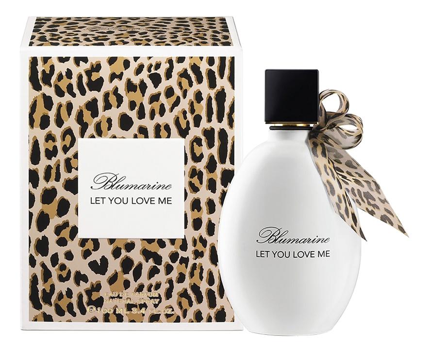 Купить Let You Love Me: парфюмерная вода 100мл, Blumarine
