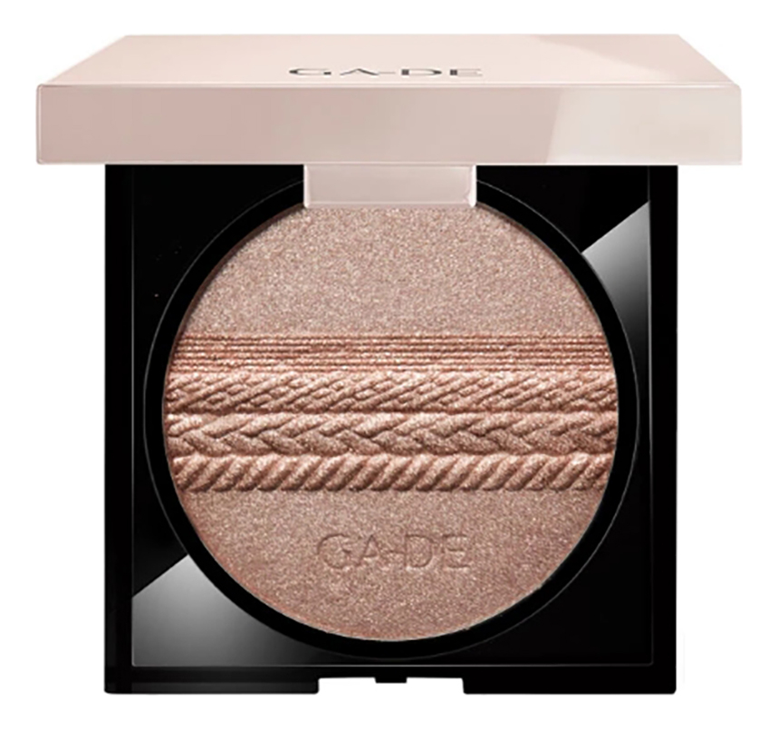 Пудра-хайлайтер Velveteen Highlighting Powder: 121 Divine Pearl