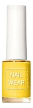Лак для ногтей Nail Wear 7мл: 101 Vanilla Syrup недорого