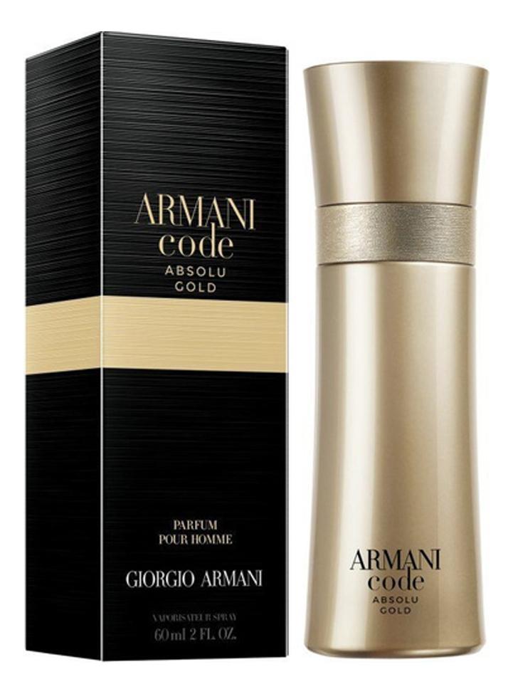 Code Absolu Gold: духи 60мл