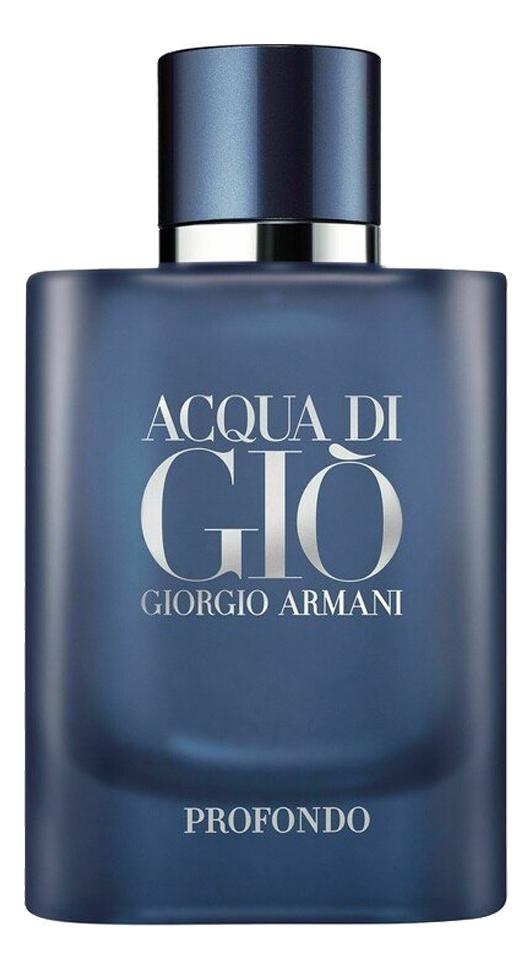 Купить Armani Acqua Di Gio Profondo: парфюмерная вода 15мл, Giorgio Armani