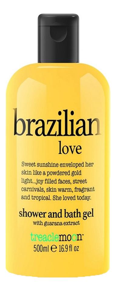 Гель для душа Бразильская любовь Brazilian Love Shower And Bath Gel: Гель 500мл