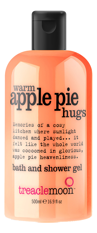 Купить Гель для душа Яблочный пирог Sweet Apple Pie Hugs Bath & Shower Gel: Гель 500мл, Гель для душа Яблочный пирог Sweet Apple Pie Hugs Bath & Shower Gel, Treaclemoon