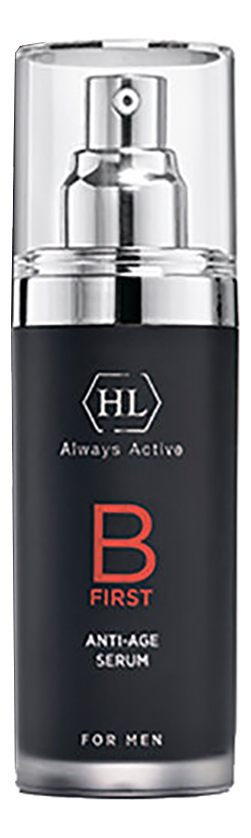 Сыворотка для лица B FIRST Anti-Age Serum 50мл holy land azulene купить