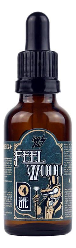 Масло для бороды Ощущение леса No4 Beard Oil Feel Wood 30мл масло для бороды sunrise beard oil nothing масло 30мл