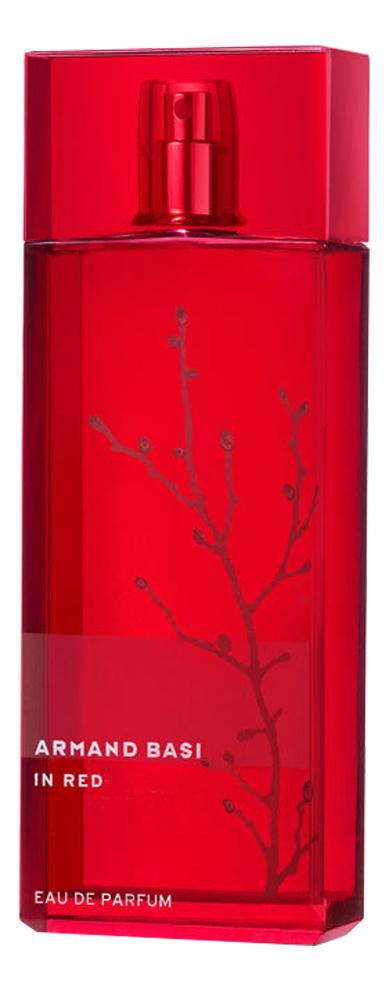 цена на Armand Basi in Red eau de parfum: парфюмерная вода 100мл тестер
