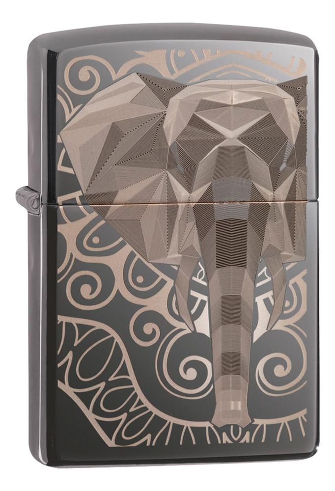 Зажигалка бензиновая Elephant Fancy Fill Design 49074