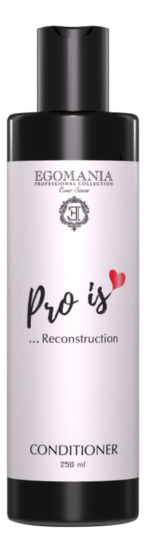 Купить Кондиционер для реконструкции волос Pro Is… Reconstruction Conditioner: Кондиционер 250мл, Egomania
