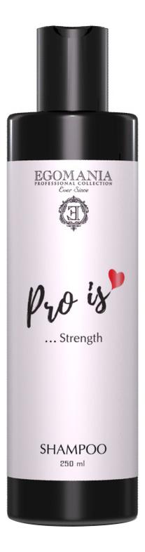Купить Шампунь для укрепления и питания волос Pro Is… Strength Shampoo: Шампунь 250мл, Egomania