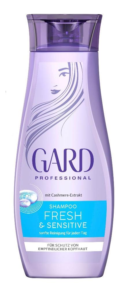 Шампунь для чувствительной кожи головы Shampoo Fresh & Sensitive 250мл