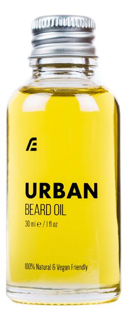 Премиум-масло для бороды Urban Beard Oil 30мл