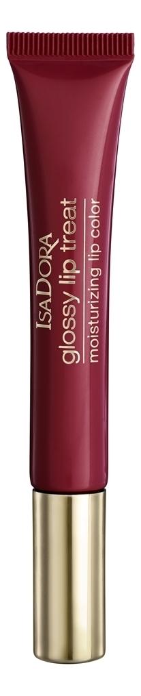 Купить Блеск для губ Glossy Lip Treat 13мл: 82 Red Divine, IsaDora