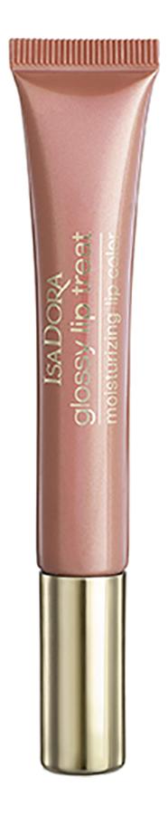 Купить Блеск для губ Glossy Lip Treat 13мл: 51 Pearly Nougat, IsaDora