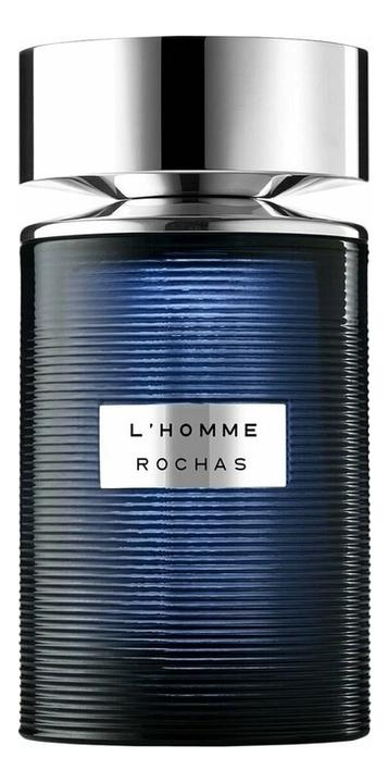 Rochas L'Homme: туалетная вода 100мл тестер rochas tocade туалетная вода тестер 100 мл