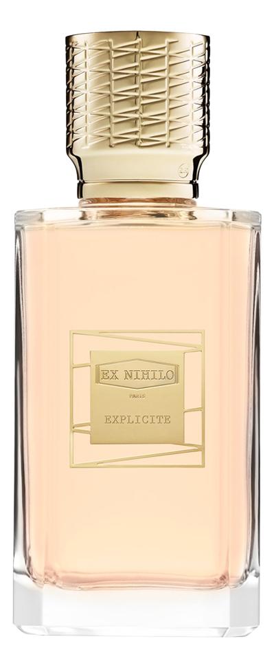 Купить Explicite: парфюмерная вода 2мл, Ex Nihilo