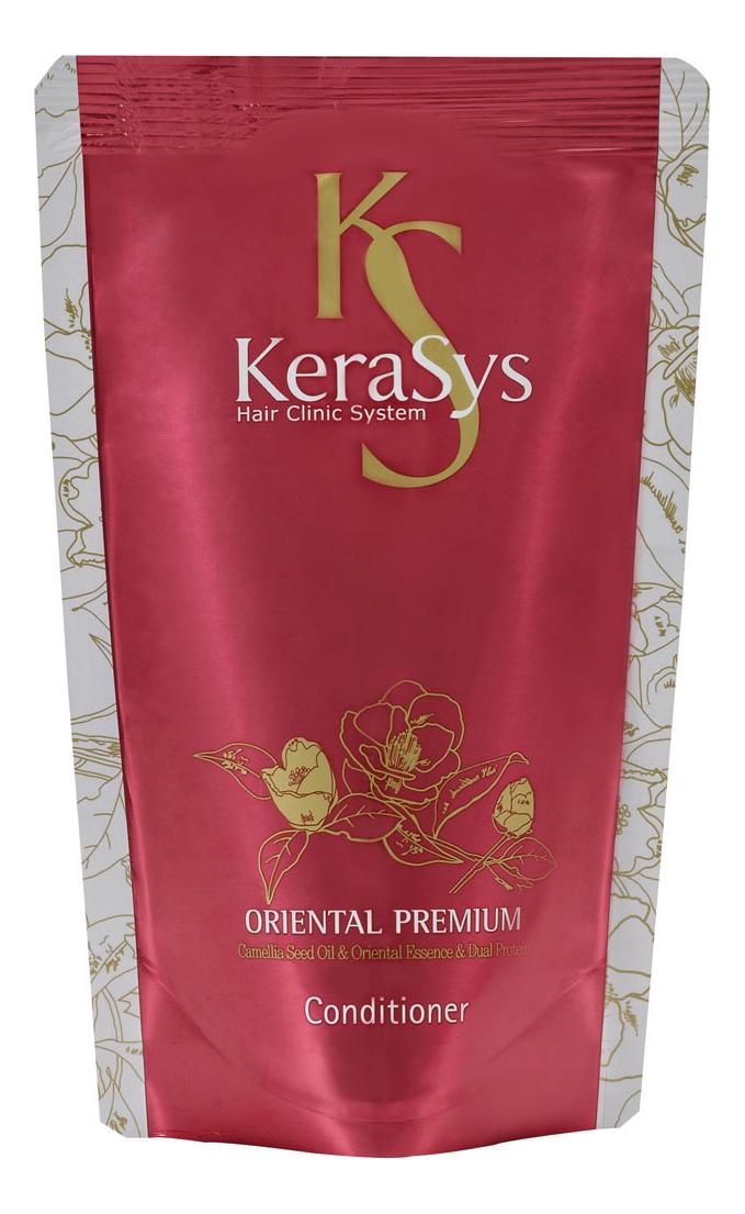 Купить Кондиционер для волос с маслом камелии Oriental Premium Conditioner: Кондиционер 500мл, Kerasys