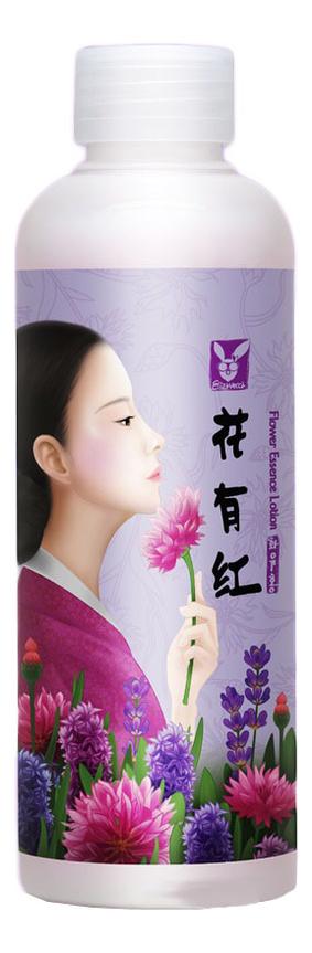 Купить Лосьон для лица на основе цветочного комплекса Hwa Yu Hong Flower Essence Lotion 200мл, Elizavecca