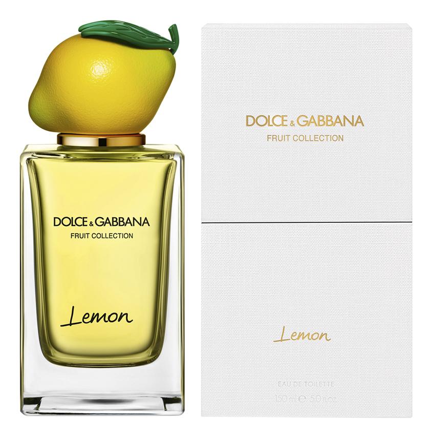 Купить Fruit Collection Lemon: туалетная вода 150мл, Dolce & Gabbana